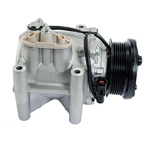 Hex Autoparts A/C AC Compressor for Jaguar S-Type X-Type 3.0L 00-08 & Lincoln LS V6 3.5L 00-05