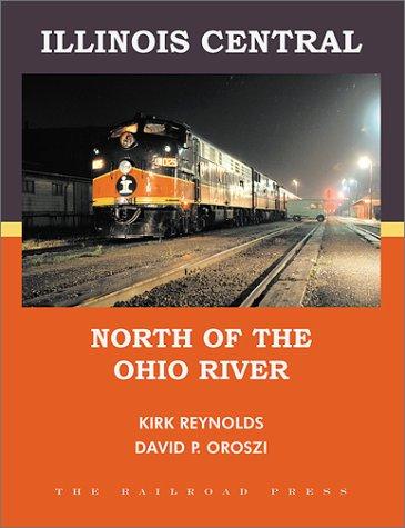 illinois central railroad books - 8