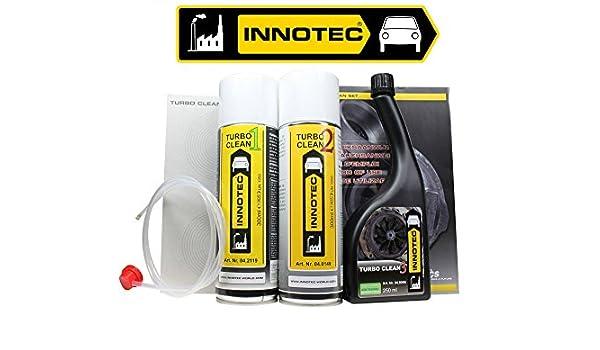 innotec Turbo Clean Set, Kit de limpieza para Turbocompresor: Amazon.es: Coche y moto