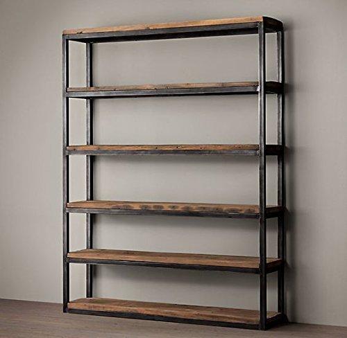 Mueble estantería de diseño industrial la perfecta ...