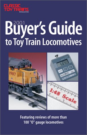 Read Online Buyer's Guide to Toy Train Locomotives: 2001 ebook