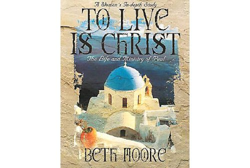 To Live is Christ - Audio CDs: The Life and Ministry of Paul