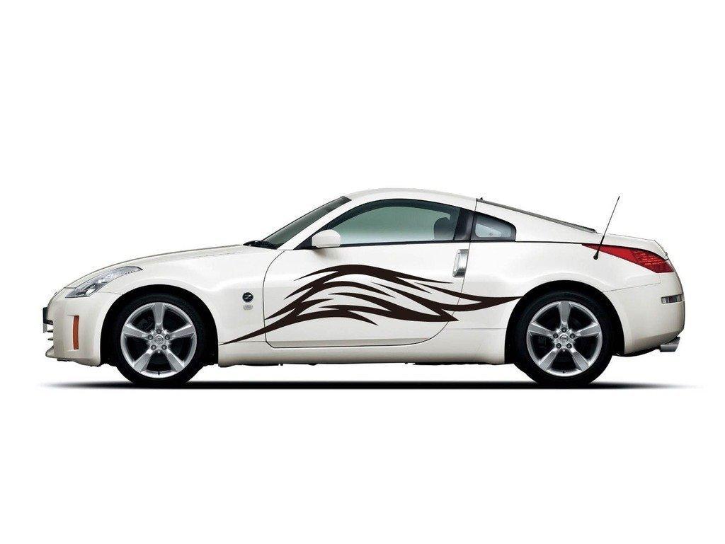 格安新品  Picniva Picniva B0184PT9I6 sty205 sty205 Racing車ボディサイドストライプステッカーデカール2個 B0184PT9I6, 亘理町:50438c8b --- a0267596.xsph.ru