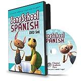 Song School Spanish Teaching DVD Set