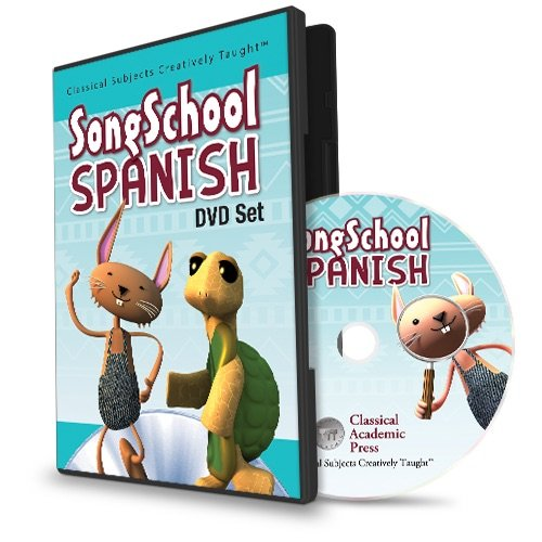 Song School Spanish DVD Set