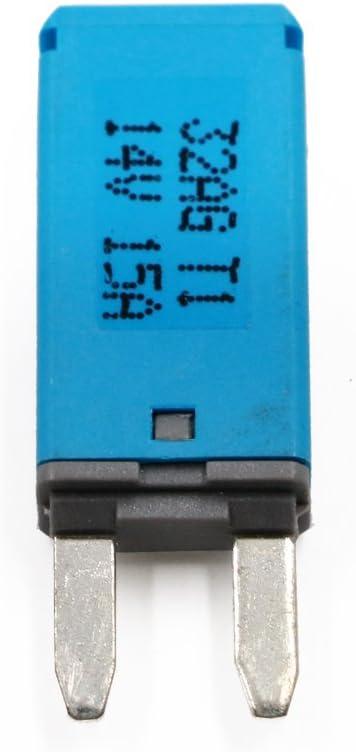 10A T Tocas DC 14V 5PCS Auto-Reset ATM Mini Blade-Style Circuit Breaker
