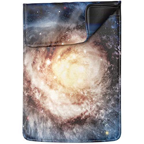 Lex Altern Tablet Sleeve Case for Samsung Galaxy Tab S4 S3 S2 A E 10.5 10.1 9.7 9.6 9.5 8 inch 2019 2018 2017 2016 2015 Beautiful Shiny Stars Galaxy Swirl Universe Space Protective Print Women Slim