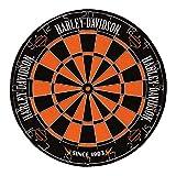 Harley-Davidson 61978 Traditional Bristle Dartboard