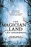 Front cover for the book The Magician's Land by Lev Grossman