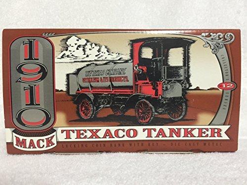 Ertl Texaco 1910 Mack Tanker Collector Series Truck