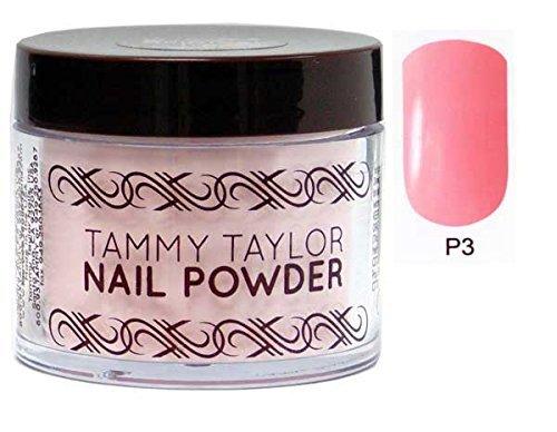 Tammy Taylor Nail Original Powder - 1.5oz (Darkest Pink - (Tammy Taylor Nail Powder)
