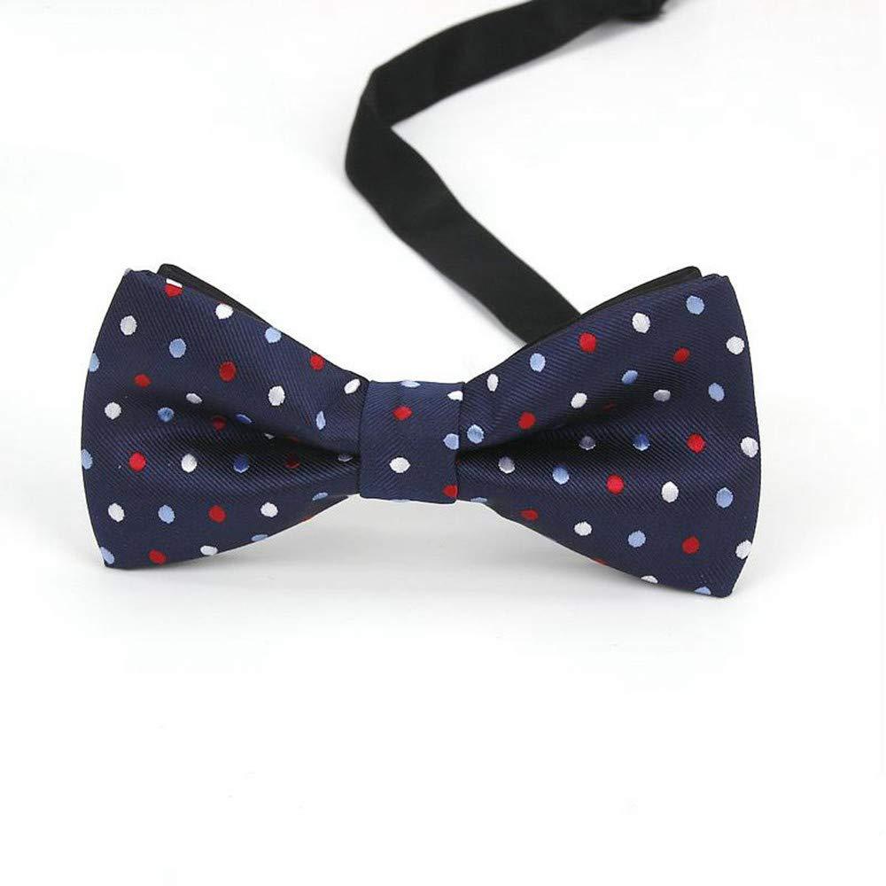 QQQI Pajarita Bowtie Men Formal Necktie Boy Corbata De Moño De ...