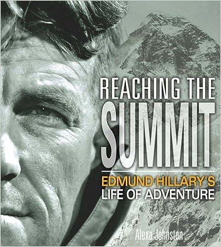 Téléchargement gratuit de livres à lireReaching the Summit: Edmund Hillary's Life of Adventure (DK Biography) (French Edition) PDF by Alexa Johnston 0756615275