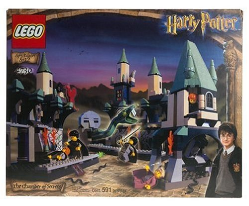with LEGO Harry Potter & the Wizarding World design