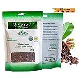 Certified Organic 76g/2.71oz Whole Clove Gourmet