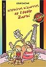 Histoire bizarres de l'école Zarbi par Sachar