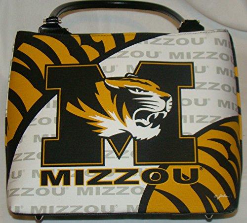 Missouri University Tigers Tiger Stripe Hardbody Top Handle Purse MIZZOU