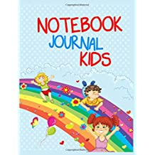 Notebook Journal Kids: 8.5 x 11, 108 Lined Pages (diary, notebook, journal, workbook)