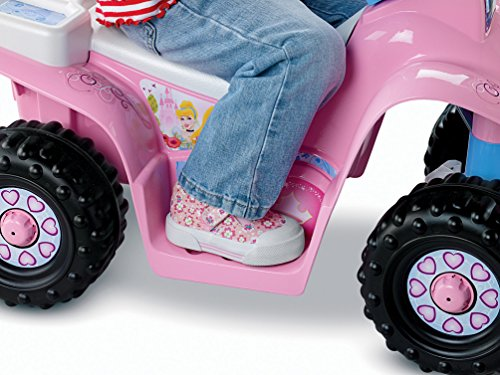 Power Wheels Disney Princess Lil' Quad