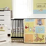 WINNIE THE POOH Tidy Time 3-Piece Crib Bedding Set