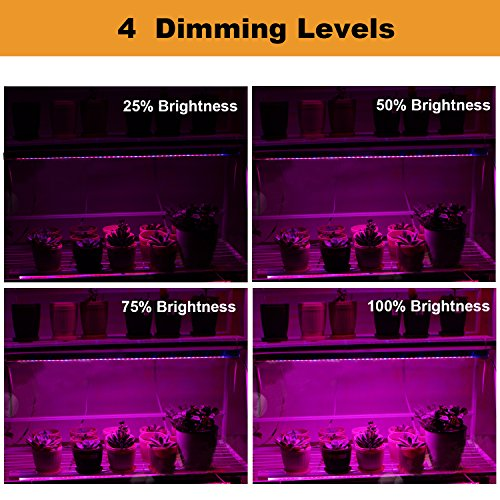 Sondiko-LED-Grow-Light-Bar-Upgraded-Timing-Function-7W-Grow-Light-with-48-Leds-Dimmable-4-Levels-Lamp-Bulbs-for-Indoor-Plants-Hydroponics-Greenhouse-Gardening