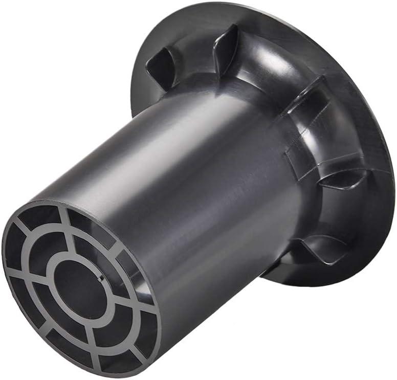 uxcell 86mm x 91mm Speaker Port Tube Subwoofer Bass Reflex Tube Bass Woofer Box 1pcs