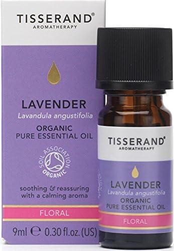 Tisserand Aromatherapy Lavender Organic Essential Oil 9 ml