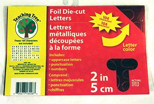 (Teaching Tree: Foil Die-Cut 2