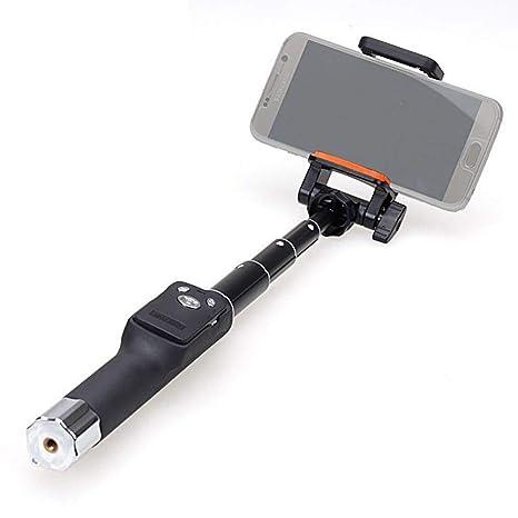 LSDRHTJ Dispositivo portátil de Mano Selfie Stick Monopod Palo ...