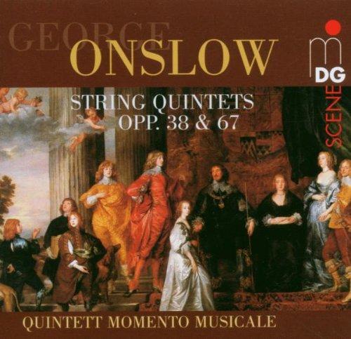 Onslow: String Quintets Op. 38 & 67 ()