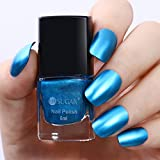 Best Red Mirrors - CoulorButtons 6ml UR SUGAR Metallic Nail Polish Mirror Review