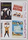 Moonstruck/Raising Arizona/Say Anything/Sure Thing (Dvd, 2014,4 Disc Set) New