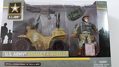 U.S Army Assault 4 Wheeler