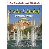Exotic Istanbul Virtual Walk Treadmill DVD