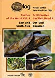 TERRALOG: Turtles of the World, Vol. 4 - East and South Asia(v. 4)