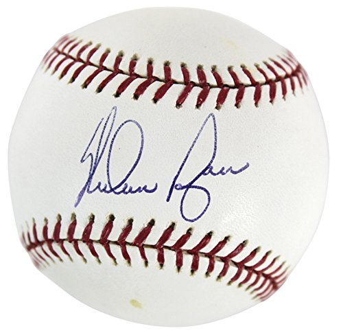 Rangers Nolan Ryan Signed Oml Baseball Auto Graded Gem Mint 10! PSA/DNA #H94781 (Rangers Signed Auto)