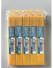 50 x Olfa ersättningsblad 120-SAB10 30 graders blad skärkniv 30° ersättningsblad