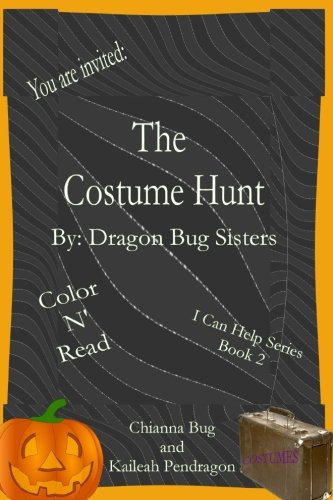 Costume Hunt: Color and Read (I Can Help) (Volume 2) -