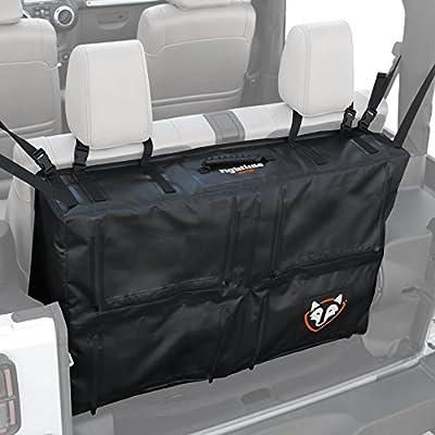 2-door Rightline Gear 100J74 Side Storage Bag for Jeep Wrangler JK