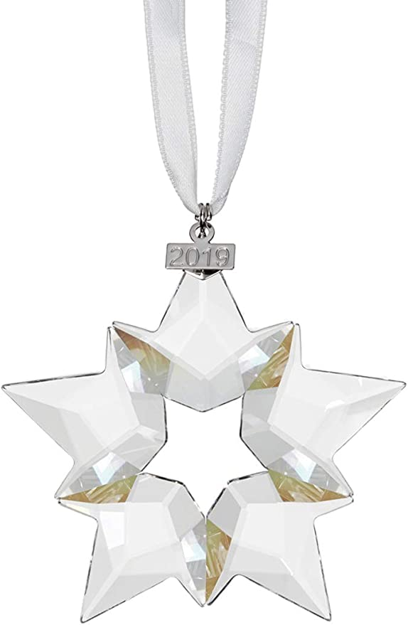 Swarovski Annual Edition 2020 Christmas Ornament, Clear Amazon.com: Swarovski Annual Edition 2019, Large Christmas