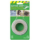 Incom RE177 Gator Grip 1-Inch by 8-Foot Anti Slip Safety Grit Tape (Clear)