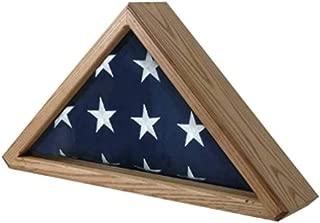 product image for Flag Case for 5ft x 9.5ft Flag - Burial Flag case, Senators Flag Display Case