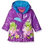 Wippette Girls Water Resistant Raincoats