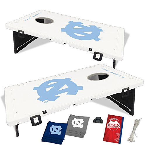 Baggo 2006 University of North Carolina Tar Heels Complete Baggo Bean Bag Toss Game by Baggo