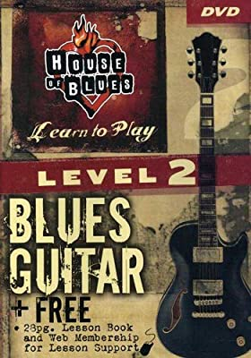 House of Blues: Learn to Play - Level 2 Blues Guitar Reino Unido ...