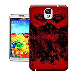 Linch DIY Wonderful Eat You Alive TUP Mobile Phone Hard Case Cover Fit for Samsung Galaxy Note 3