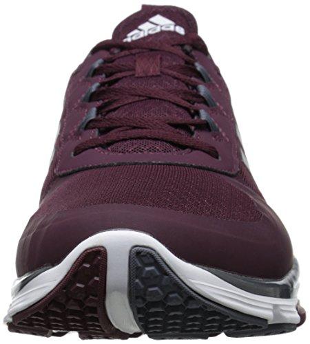 888591556904 - adidas Performance Men's Speed Trainer 2 Training Shoe, Maroon/Carbon Metallic/Tech Grey/Metallic, 10 M US carousel main 3