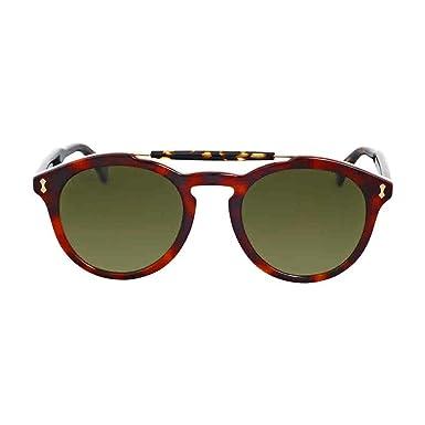 Gucci GG0124S 004, Montures de Lunettes Homme, Marron (Avana Green), 50   Amazon.fr  Vêtements et accessoires d1a9498f885f