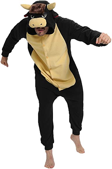 FORLADY Animal Onesie Adulto Mujeres Hombres Animal Cosplay ...