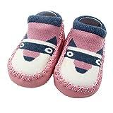 SMALLE ‿ Clearance,Cartoon Newborn Baby Girls Boys Anti-Slip Socks Slipper Shoes Boots
